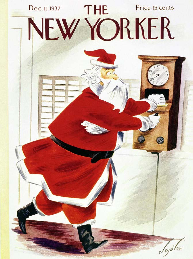 1937-12-11 Santa Claus is late